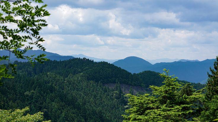 Landscape View Koyasan