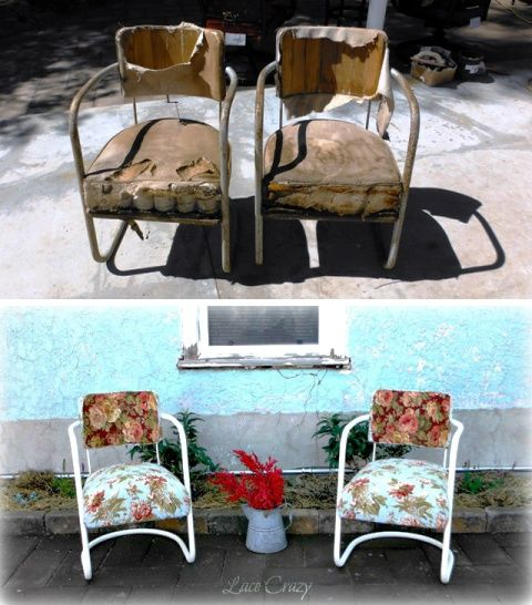 The 25+ Best Vintage Patio Furniture Ideas On Pinterest | Patio Store, Patio  Stores Near Me And Vintage Headboards