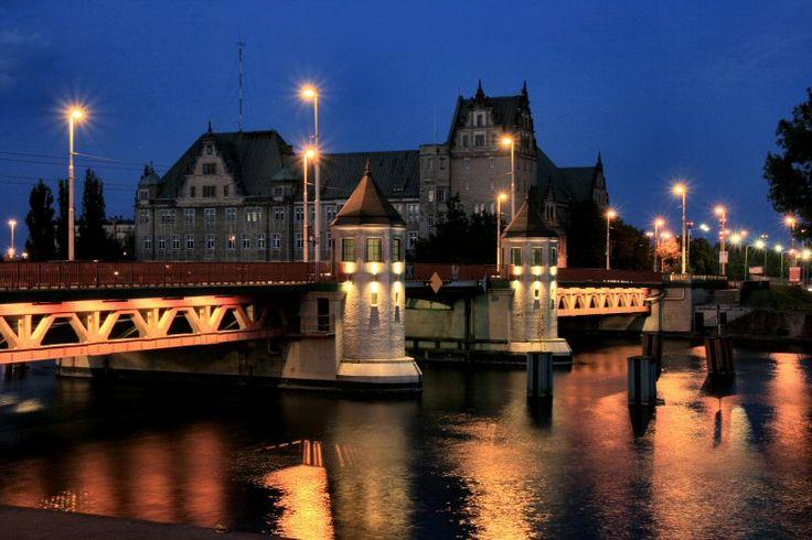 pora nocna w Szczecin