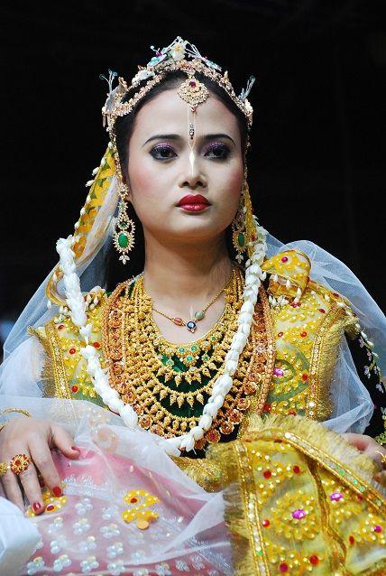 Manipur wedding.