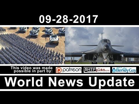 (21) FSS World News Update - 09-28-2017 - Heresy - Catholic Secrets - Chinese Military - Bird Flu - YouTube