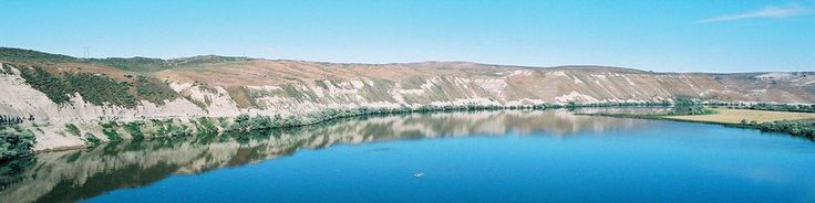 Hagerman Fossil Beds National Monument - Idaho
