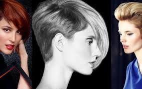 Znalezione obrazy dla zapytania krótkie włosy 2016