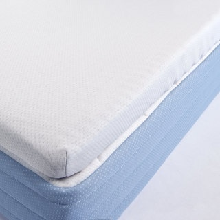 @Overstock - This environmentally friendly Sleep and Invigorate Topper instantly adds new life and comfort to an existing mattress. The top layer features an odor destroyer while the cover provides maximum benefits.http://www.overstock.com/Bedding-Bath/Sleep-Invigorate-Latex-and-Foam-3-inch-MattressTopper/7482014/product.html?CID=214117 CAD              261.08