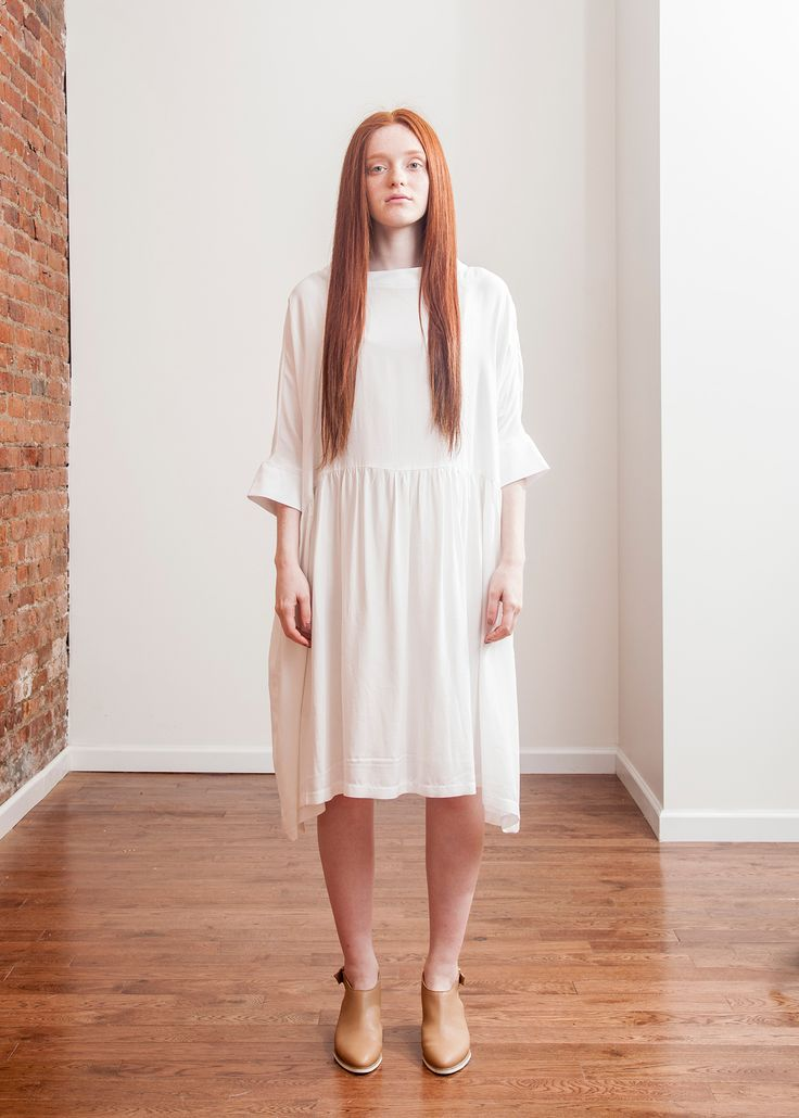 MIMU IN ACTION: The Smock from MIMU MAXI