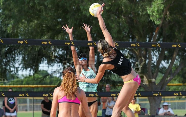 Volleyball Pros Perform Their Favorite Beach Exercises http://ift.tt/2u3O30F  Baywatch bodies are not exclusive to the silver screen. In fact the AVP is bringing some of the most beautiful beach bodies to an oceanfront near you. With the pro beach volleyball leagues season in full swing through September the fittest athletes may be kicking up sand near you during their eight-stop tour which includes Seattle San Francisco Hermosa Beach Manhattan Beach Chicago and more. (Check out the full…