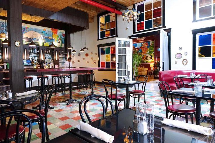 Brooklyn Lantern Restaurant - The Box House Hotel - Brooklyn, NY - USA
