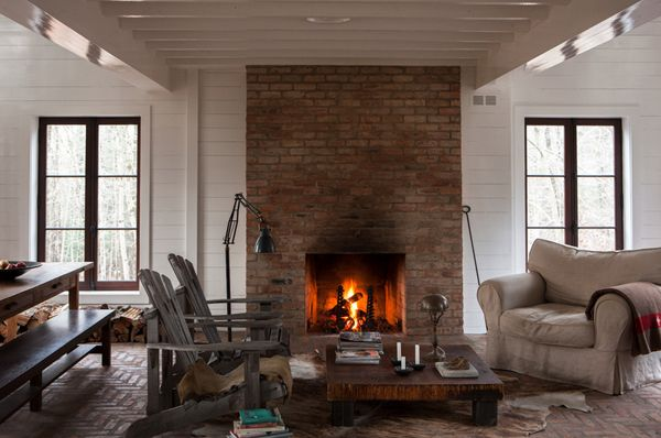 Give your tired old fireplace a fresh new look for summer season | IKEA Decoration