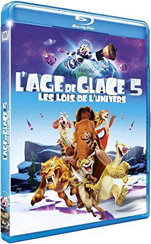 L'Age de glace 5 : Les lois de l'univers [Blu-ray]