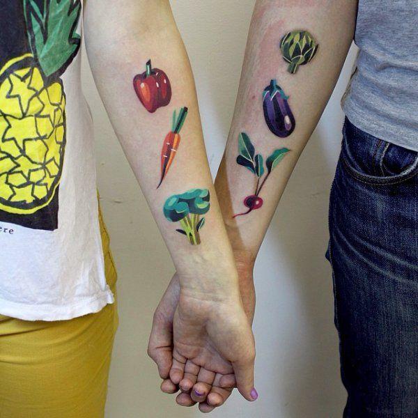 Самые яркие, стильные и очень милые татуировки от Саша Unisex: вы захотите себе такую же - BrandNewDay