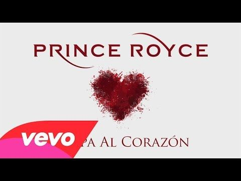Prince Royce - Culpa al Corazón (Cover Audio) - YouTube escúchen esta musica de nuestro bae