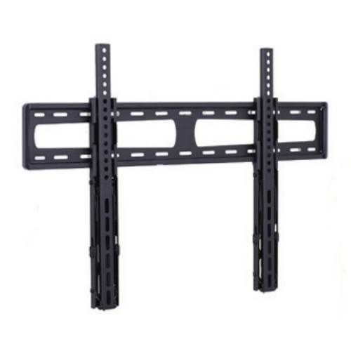 Apollo Enclosures - Non-articulating Wall Mount for TV Enclosure - Black