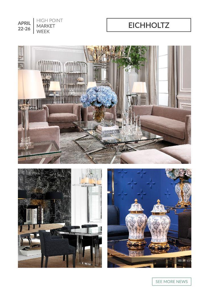88 Best HIGH POINT MARKET 2017 Images On Pinterest | Baker Furniture, Home  Furniture And King Furniture