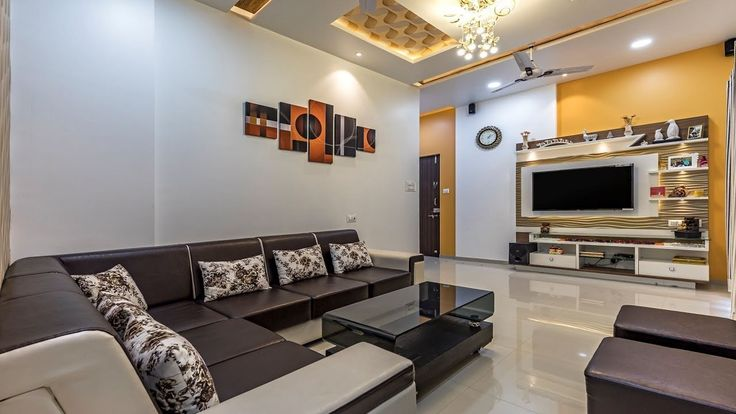 2 Bhk Flat Interior Design In Pune Cost Effective Design