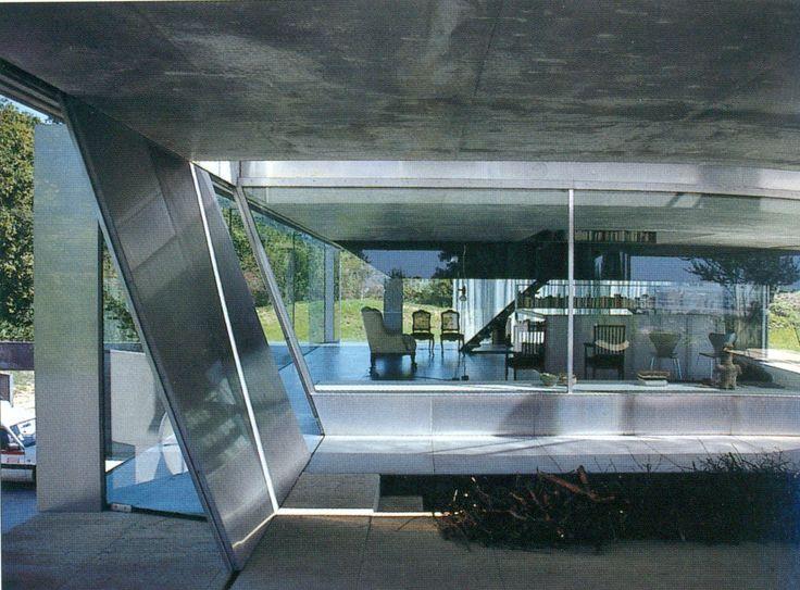 Rem koolhaas maison a bordeaux casa en burdeos 1994 1998 architecture inspiration - Maison de l architecture bordeaux ...
