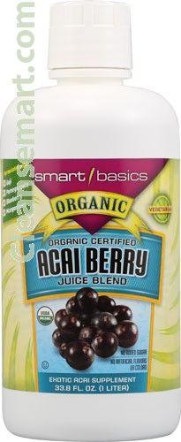 acai berry complex drink, acai berry blend drink, acai drink on the go