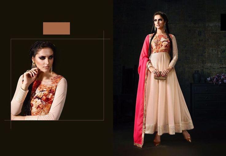 New Designer Pakistani Bollywood Anarkali Salwar Dress Suit Ethnic Indian Kameez #TanishiFashion