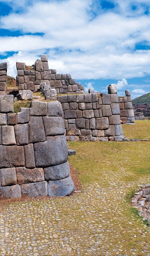 The heart of the Sacred Valley in Cuzco