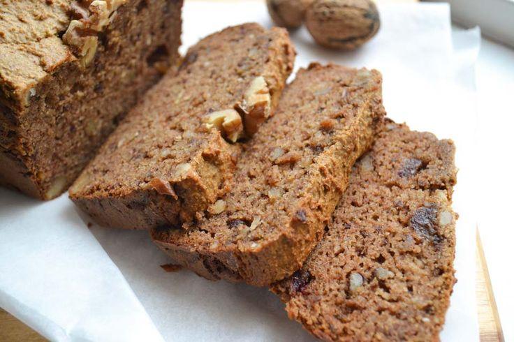 Cake van notenmeel, Bloem vervangen door Amandelmeel