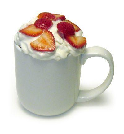 choc mug cake
