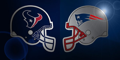 Texans vs Patriots (Pats won)