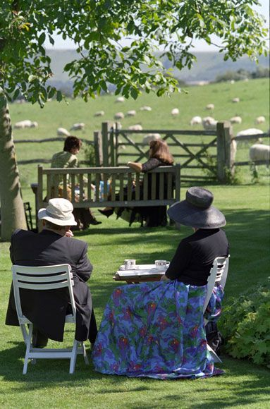 Glyndebourne Festival, in southern England, is one of the most elite opera festivals in the world.