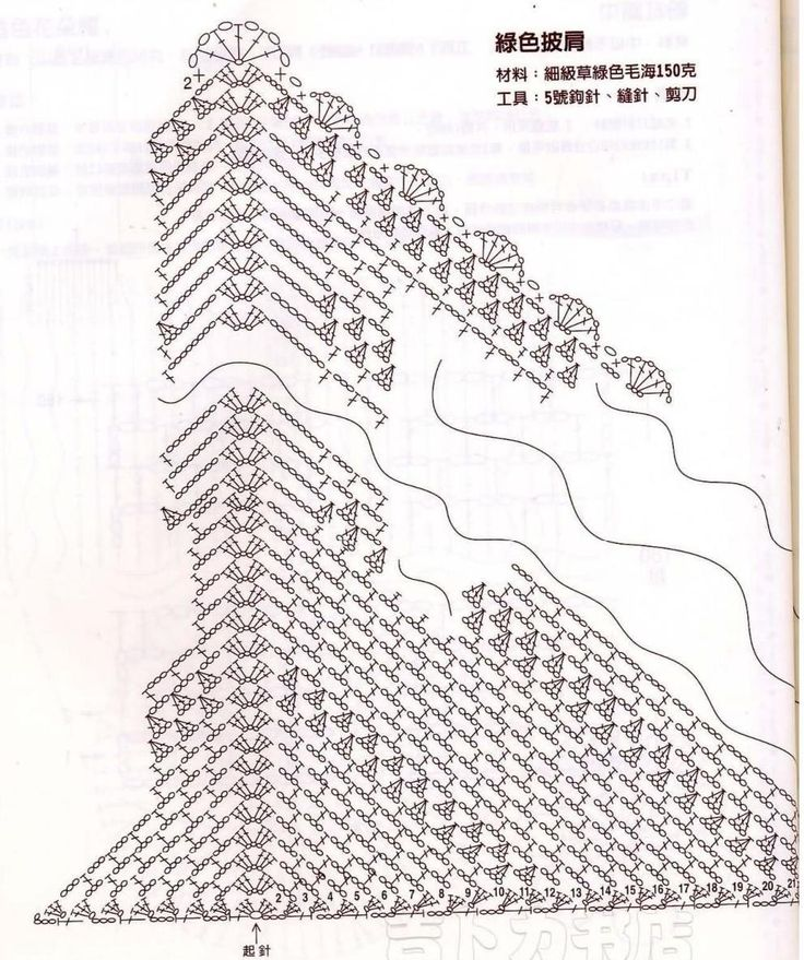 best 25  crochet diagram ideas on pinterest