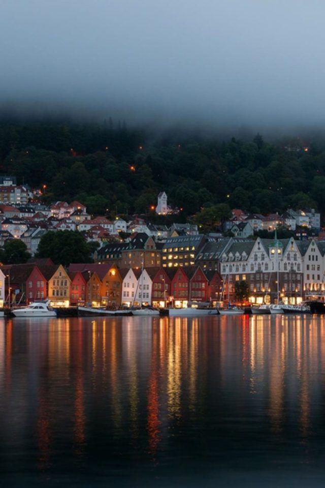 Gerçek olmayacak kadar güzel bir şehir: Bergen!