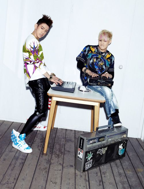 """"""" [HD] 'Bounce' Jacket Photo from JJ Project's Official Website """""""