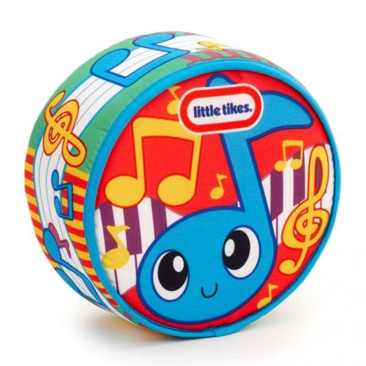 Drum-a-Ditty - Batteria soffice - Little Tikes - lalberoazzurro.net