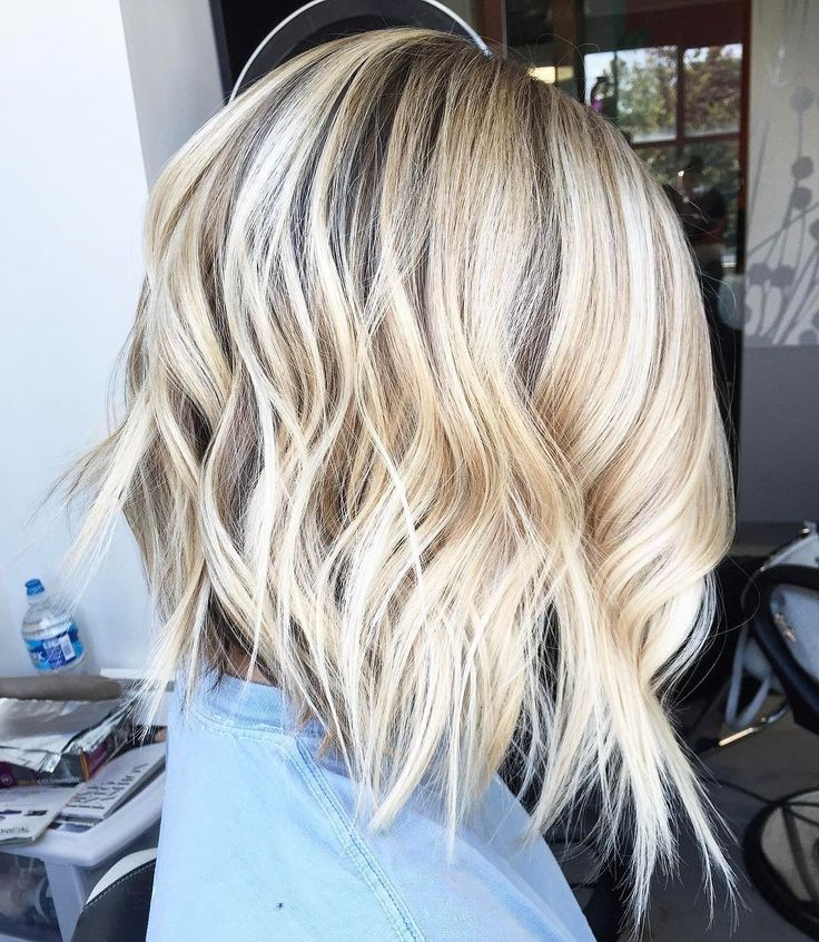 Your Guide to the Textured Lob: Fall's Hottest Haircut ...