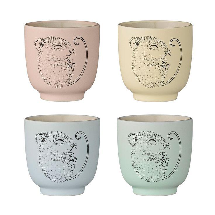 Adelynn Children mug 4-pcs $31. - RoyalDesign.com