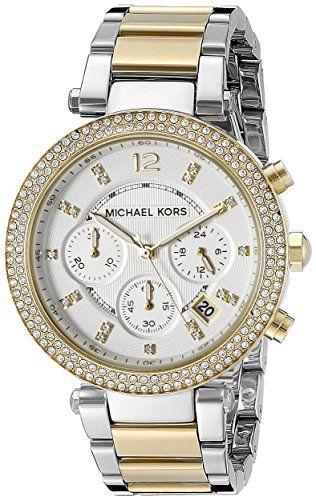 Michael Kors Women's Parker Two-Tone Watch MK5626 Michael Kors http://www.amazon.com/dp/B007D38J3M/ref=cm_sw_r_pi_dp_t4Muwb1K3ERHW