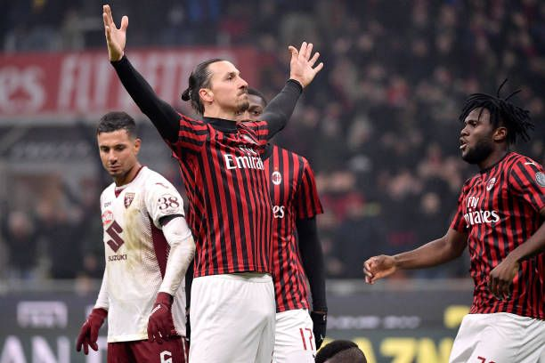 Coppa Italia Ibrahimovic Goal Seals Ac Milan Win Over Torino Em 2020
