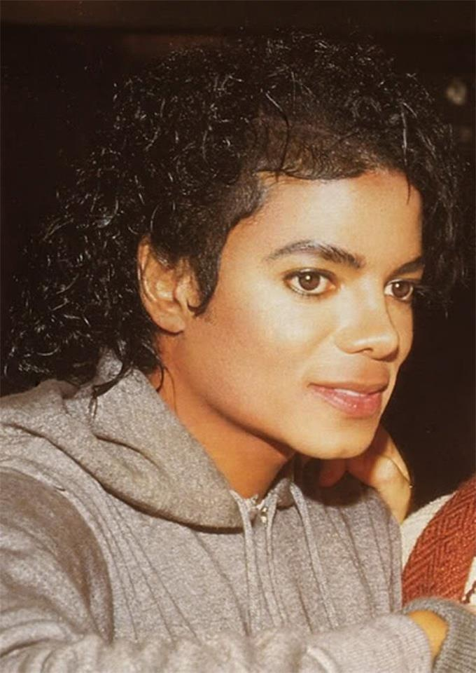 cute:)  Michael Jackson