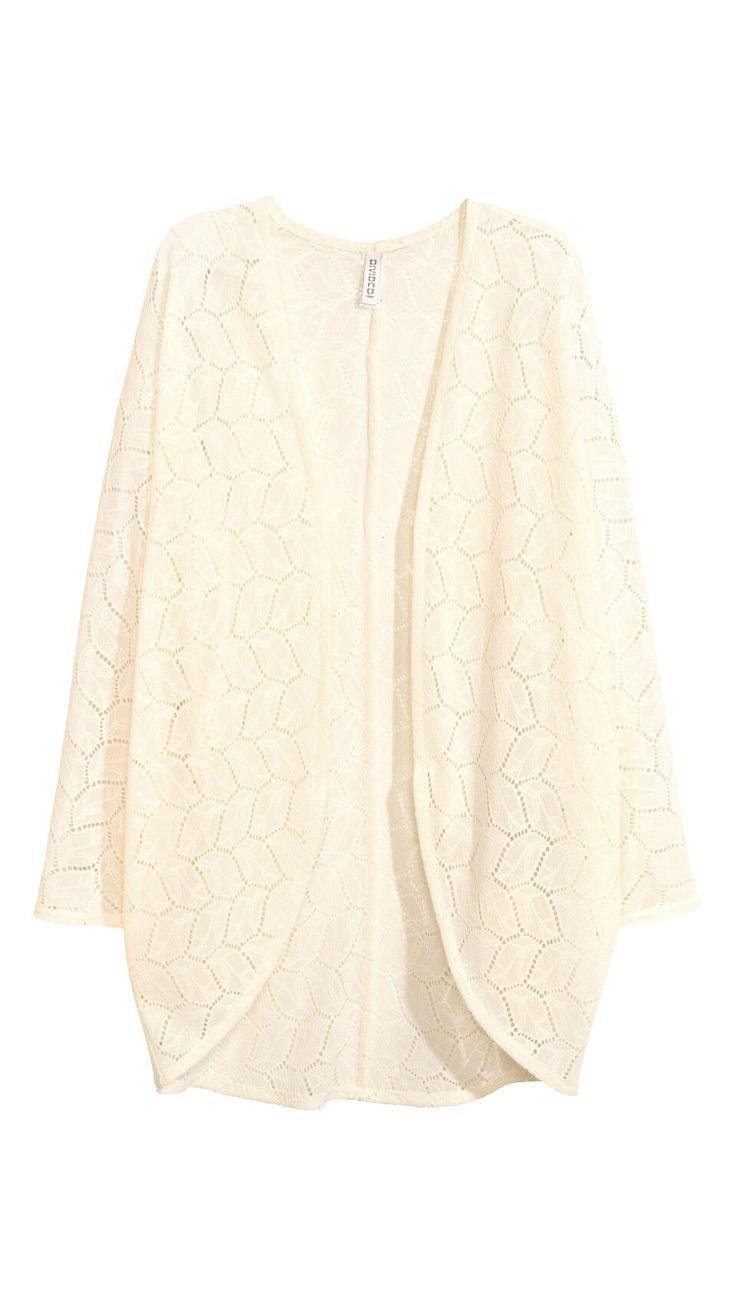 Lace cardigan 349,9K
