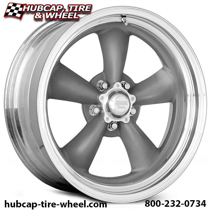 American Racing Vintage VN215 Classic Torq Thrust II Wheels & Rims (1 Piece wheel)