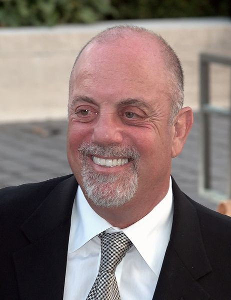 Tracys New York Life | A blog about life in New York City--Billy Joel, via Wikipedia