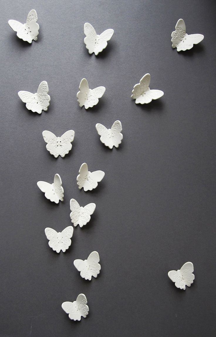 White Butterfly Wall Decor Target : Best ideas about butterfly wall art on