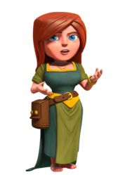 Clash of Clans Villager