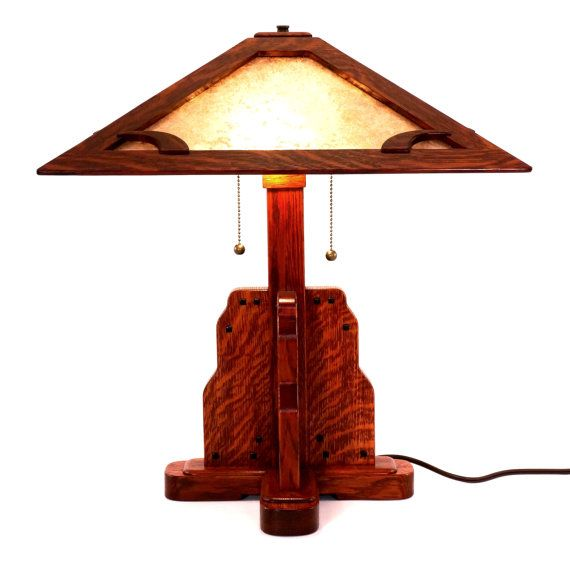 78 Images About Mission Style Lamps On Pinterest Lighting Craftsman And Woodworking Plans