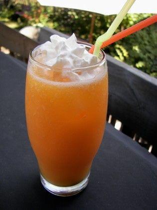 Shake Summer Heat With Cantaloupe Milkshake Recipe - Food.com