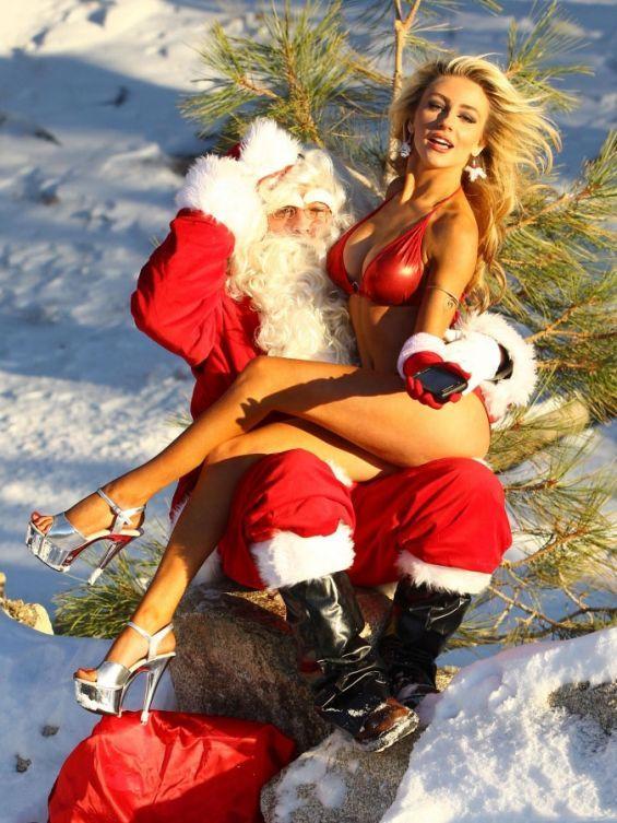 Santas sexy helpers special