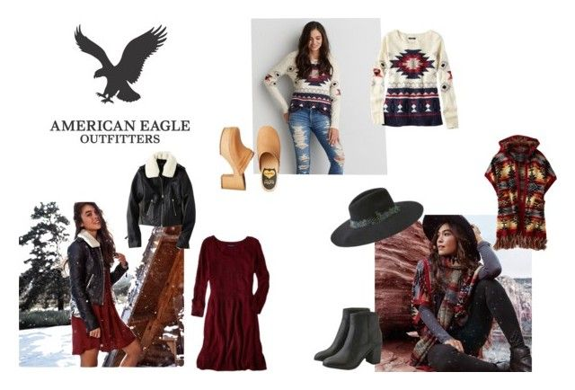 """American Eagle Outfitters Looks"" by sikes-rachel ❤ liked on Polyvore featuring American Eagle Outfitters"
