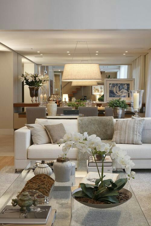 gemtliche wohnzimmer minimalistische wohnzimmer wohnzimmer ideen neutrale wohnzimmer moderne wohnzimmer modernes architekturdesign glascouchtische - Modernes Wohnzimmer Des Innenarchitekturlebensraums