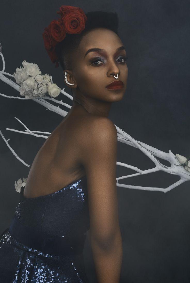 Orapeleng Modutle Style Avenue's Drop-dead Gorgeous Lookbook! - Elle South Africa