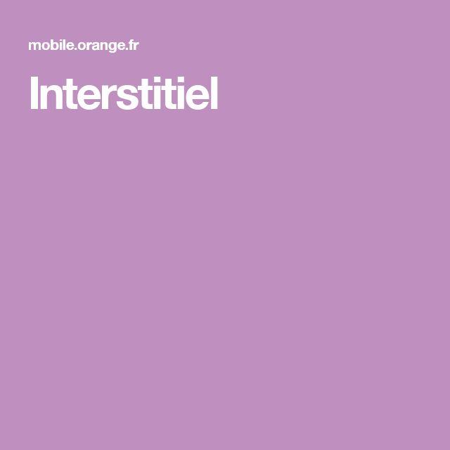 Interstitiel