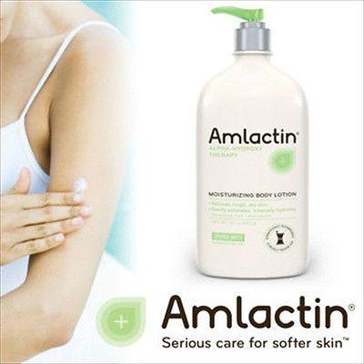 Amlactin 12 Lactic Acid 20 oz 567 grams Alpha Hydroxy Therapy Body Lotion   eBay