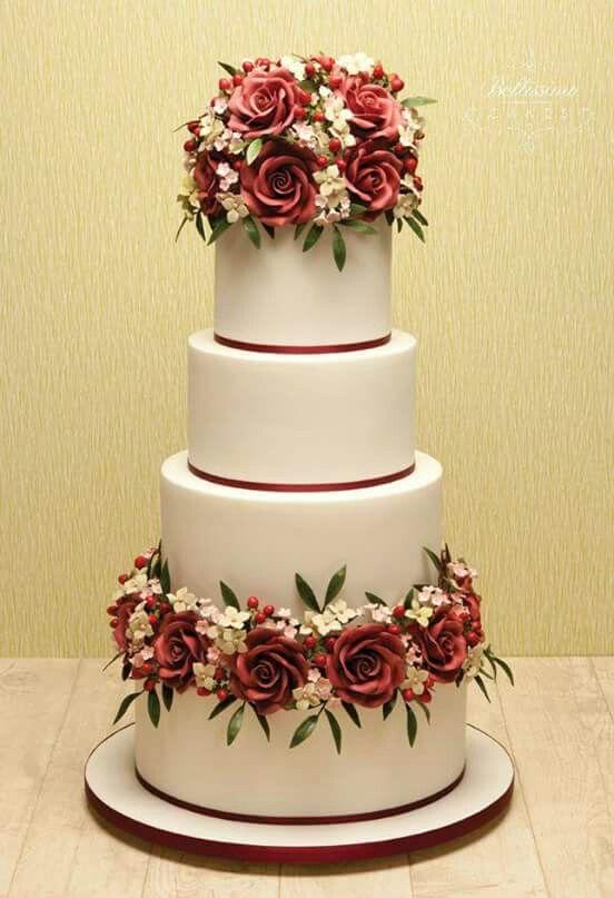 2469 best Mini cakes images on Pinterest | Anniversary cakes, Cake ...