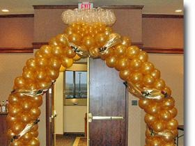 Balloon decoration could be the best for any type of decorations you may require. If in case you are looking for wedding balloons, birthday balloons, Valentine's Day balloons or mother's day balloons, latex and Mylar balloon is just what you need.Here we are talking about balloon arches.
